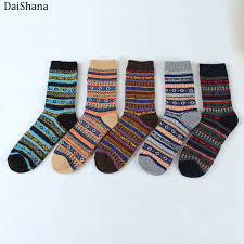 DaiShana <b>1 pair</b> Casual <b>Man</b> Soft Thick Warm Socks New <b>Winter</b> ...