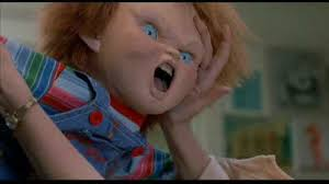 Image result for chucky no batteries