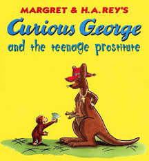 Some of the lesser known Curious George books - Imgur via Relatably.com