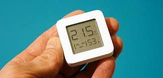 <b>Термометр</b>-гигрометр <b>Xiaomi Mijia</b> 2: самый новый, самый ...