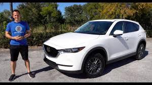 Is the 2020 <b>Mazda CX</b>-<b>5</b> the SUV to BUY over a Toyota RAV4 or ...