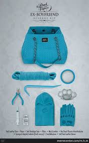 Color Coordinated Ex-Boyfriend Revenge Kit For The Royal Ladies by ... via Relatably.com