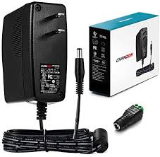 [UL Listed] Chanzon <b>12V 2A 24W AC DC</b> Switching Power Supply ...