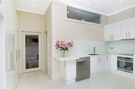Combination Of Colors And Styles In White Kitchen Designs