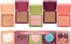 <b>Benefit</b> Cosmetics <b>Cheek</b> Party <b>Mini</b> Blush & Bronzer Set | Ulta Beauty