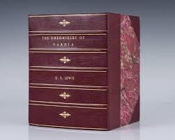 chronicles of narnia c s lewis first edition rare book the chronicles of narnia set the lion the witch and the wardrobe prince caspian