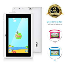 7 Inch Kids Tablet PC Android Quad Core 1024×600 ... - Amazon.com