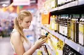 Resultado de imagen de aceite supermercado