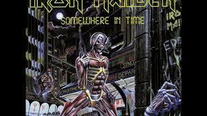 """<b>Iron Maiden</b> """"<b>Somewhere</b> in Time"""" Full Album by Threeo Of The Beast"""
