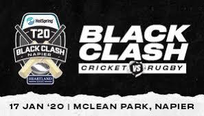 <b>Hot</b> Spring Spa's T20 Napier <b>Black</b> Clash Tickets | Official Ticketek ...