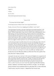 college essay writing examples resume formt cover letter examples narrative essay example college performance anxiety an esoteric prompt high stakes pressure and