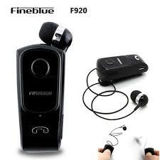 Wireless <b>FineBlue F920</b> Auriculares Driver Oreillette <b>Bluetooth</b> ...