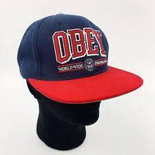 Шапки красный <b>OBEY</b> для мужчин - огромный выбор по лучшим ...