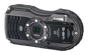 @@--> Pentax Optio WG-3 black 16MP <b>Waterproof Digital</b> Camera ...