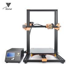 2018 <b>New</b> Gold TEVO <b>Tornado 3D Printer</b> with MKS GEN L V1.0 ...