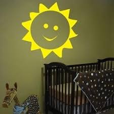 sun wall decal trendy designs: cute sun vinyl wall decorate your kids room with our cute sun wall decal use it alone or in combination of our other designs choose a size and color that