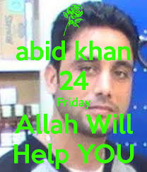abid khan 24 Friday Allah Will Help YOU. by tania | 2 months, 3 weeks ago - abid-khan-24-friday-allah-will-help-you