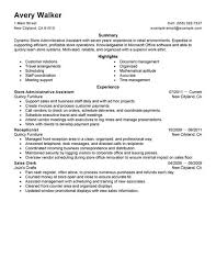 best store administrative assistant resume example   livecareerstore administrative assistant resume example