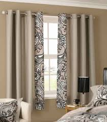curtains simple bedroom