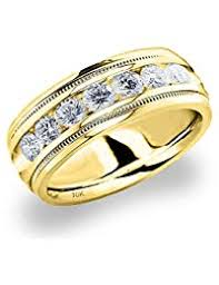 Mens <b>Wedding Rings</b> | Amazon.com