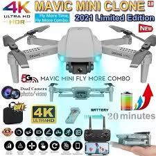2020 New Upgraded <b>E88</b> Pro Mavic <b>Mini Drone 4K</b> HD Dual ...