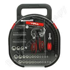 <b>Набор инструментов</b>, <b>головок и</b> бит, 64шт VIRA 305007 - цена ...