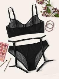 Сексуальное белье   Лучшая Мода Онлайн   SHEIN Россия