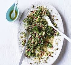 <b>Superfood salad with</b> citrus dressing recipe - BBC Good Food