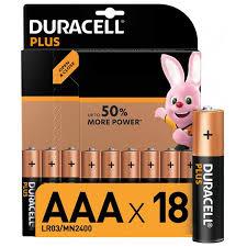 ROZETKA | Щелочные <b>батарейки Duracell AAA</b> (LR03) MN2400 ...