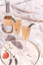 <b>Sparkling</b> Summer – La Folie, <b>Apricot</b> and Lavender cocktail ...
