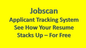 jobscan applicant tracking system jobscan ats jobscan applicant tracking system jobscan ats