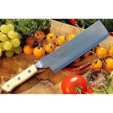 Японский кухонный <b>нож Накири</b> Mcusta Zanmai <b>Classic</b> Damascus ...