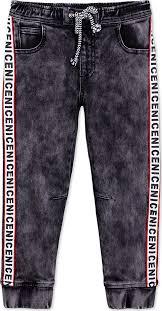 <b>Брюки</b> текстильные джинсовые для мальчиков <b>PlayToday</b> 391109