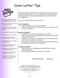 Examples Of Cover Letter  cover letter best cover letter examples