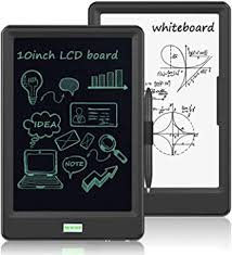 10 Inch LCD Writing Tablet, WOBEECO Electronic ... - Amazon.com