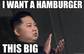 I want a hamburger This big - Misc - quickmeme via Relatably.com
