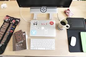 joni trythall lincoln loop remote work interview trythalls desk home decor blogs home decor chic designer desk home