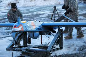 u s department of defense photo essay paratroopers prepare an rq7 shadow unmanned aircraft system for launch on forward operating base sparta on