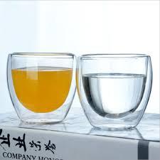 <b>New Double layer Cup</b> 80ml/150ml/250ml/350ml/450ml High ...