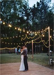 find out the true anthem to your dream wedding backyard wedding ideas