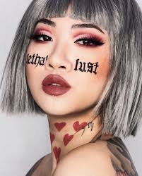 "makeup fiend × on Instagram: ""lethal lust 🥴 @<b>hudabeauty</b> ruby ..."