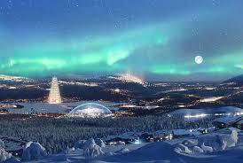 Republic Of <b>Santa Claus</b>: Plans For Spectacular Winter Theme Park ...