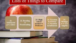 compare and contrast essay ideas compare and contrast essay ideas