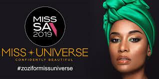 Miss South Africa Zozibini Tunzi Crowned Miss Universe - OkayAfrica