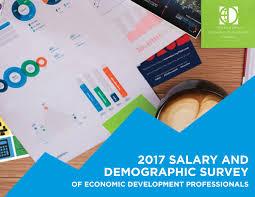 international economic development council salary survey of international economic development council 2017 salary survey of economic development professionals