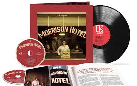 <b>The Doors</b>' '<b>Morrison</b> Hotel' to be reissued for 50th anniversary