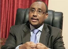 Former Somali Prime Minister Abdiwali Mohamed Gas is expected to arrive Galkaayo town, in Central Somalia to participate in the electoral campaigns in ... - Dr.-Abdiweli-Gas
