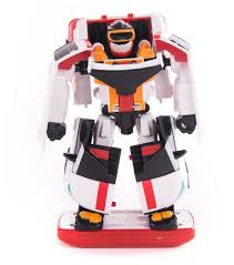 Трансформер <b>YOUNG TOYS Tobot</b> Mini V 301060 — купить по ...