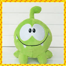 "8""/<b>20CM Kawaii Game</b> Cut The Rope Om Nom Plush <b>Doll Toy</b> ..."