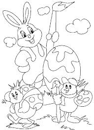 Small Picture Printable 52 Cute Easter Bunny Coloring Pages 11917 Printable
